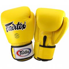 Перчатки для бокса Fairtex BGV-1 yellow