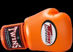 Перчатки для бокса TWINS SPECIAL BGVL-3 orange