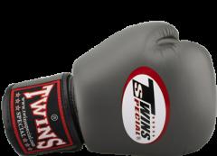 Перчатки для бокса TWINS SPECIAL BGVL-3 grey