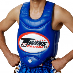 Защитный жилет для бокса Twins Special BOPL1 blue