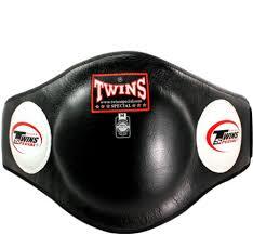 Пояс тренера TWINS SPECIAL BEPL-2 black