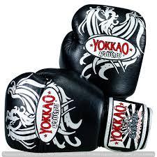 Перчатки для бокса Yokkao FYGL-8-31