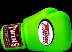 Перчатки для бокса TWINS SPECIAL BGVL-3 green