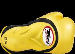 Перчатки для бокса TWINS SPECIAL BGVL-6 yellow