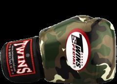 Перчатки для бокса TWINS SPECIAL FBGV-ARMY-Y