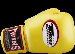 Перчатки для бокса TWINS SPECIAL BGVL-3 gold
