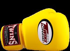 Перчатки для бокса TWINS SPECIAL BGVL-3 yellow