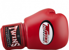 Перчатки для бокса TWINS SPECIAL BGVL-3 red