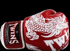 Перчатки для бокса TWINS SPECIAL FBGV-49 red