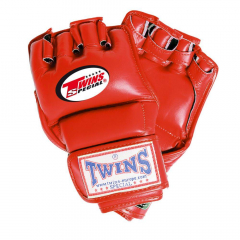 Перчатки для ММA TWINS SPECIAL GGL-3 Red